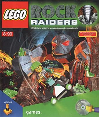 Lego Rock Raiders: Amazon.co.uk: Software