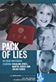 img - for Pack of Lies (Library Edition Audio CDs) book / textbook / text book