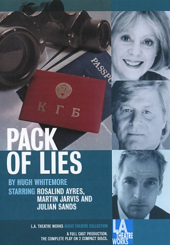 Pack of Lies (Library Edition Audio CDs)