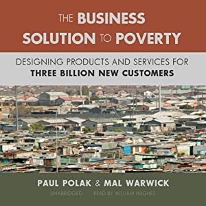 The Business Solution to Poverty Audiobook