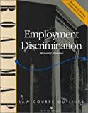 Employment Discrimination, Zimmer, Michael J., 0735512477