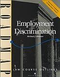 Employment Discrimination, Zimmer, Michael J., 0735512477