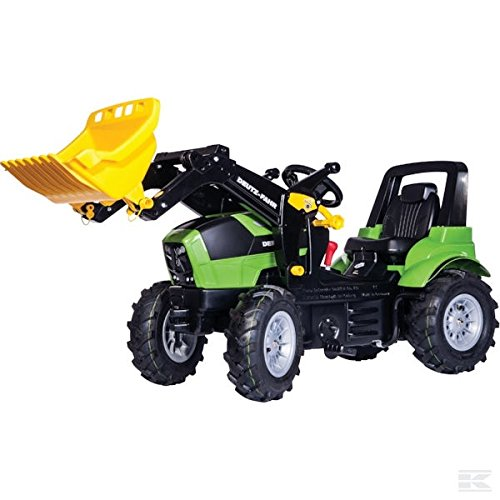 Rolly Toys Traktor Deutz - Rolly Toys R71015 Kindertraktor Deutz