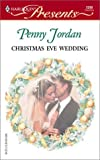 Christmas Eve Wedding, Penny Jordan, 0373122896