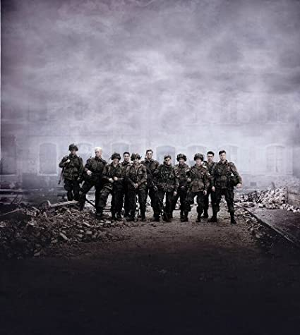 Band of Brothers - Box/Metal-Pack Alemania Blu-ray: Amazon.es ...
