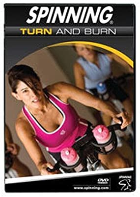 SPINNING® Fitness DVD Turn and Burn - Bicicletas estáticas Fitness ...