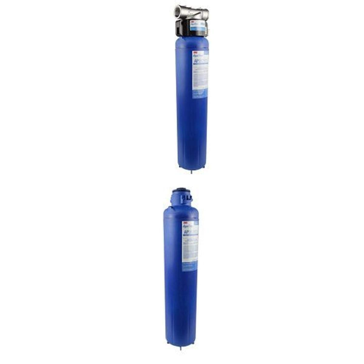 3M Aqua-Pure Whole House Water Filtration System, AP904, with Replacement Filter Catridge Model AP917HD-S