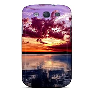 Awesome Design Perfect Contrast Hard Case Cover For Galaxy S3