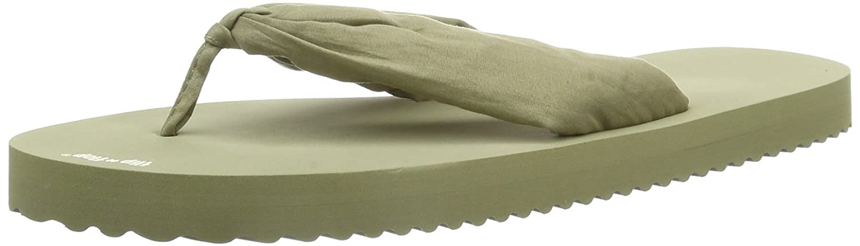 flip flop tex tube 30125 Damen Zehentrenner, Grün (cactus 339), EU 42