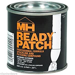 Ready Patch Spackling Can 1/2 Pt