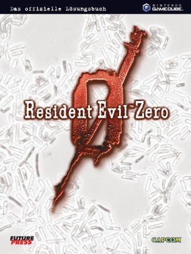Resident Evil Zero (Lösungsbuch)