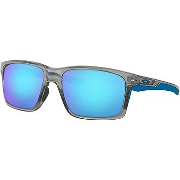 4651451ee6 Oakley 0OO9264 Mainlink - Gafas de Sol para Hombre, Color Gris: Amazon.es:  Deportes y aire libre