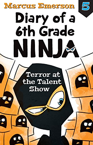 Amazon.com: Terror at the Talent Show: Diary of a 6th Grade ...