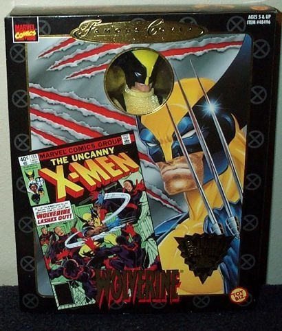 Marvel Action Figures Famous Covers (Famous Cover Wolverine 8