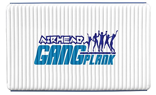 NEW AIRHEAD AHGP-6 Gang Plank Inflatable Floating Mat Platform Island Water Raft