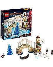 LEGO Super Heroes - Ataque de Hydro-Man, Juguete de Construcción de las Aventuras de Spiderman (76129)