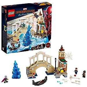 LEGO Marvel Spider-Man Hydro-Man Attack 76129 Building Kit