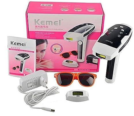 Buy Kemi Plastic Ipl Laser Permanent Hair Reduction Whole Body