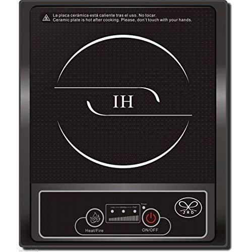 Placa de Inducción Portátil 2000 W Cocina inducción diseño ...