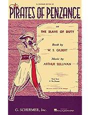 The Pirates of Penzance: Chorus Parts