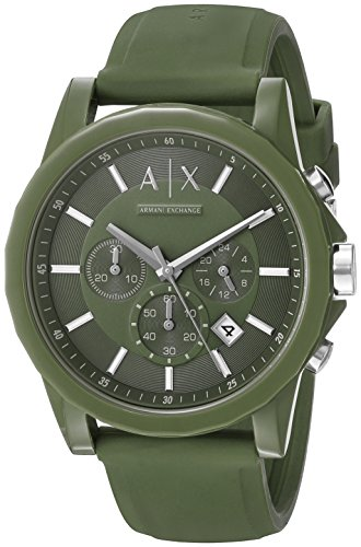 armani-exchange-mens-ax1329-green-silicone-watch