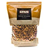Daily Chef All Natural Whole Almonds (48 oz.) (pack of 6)