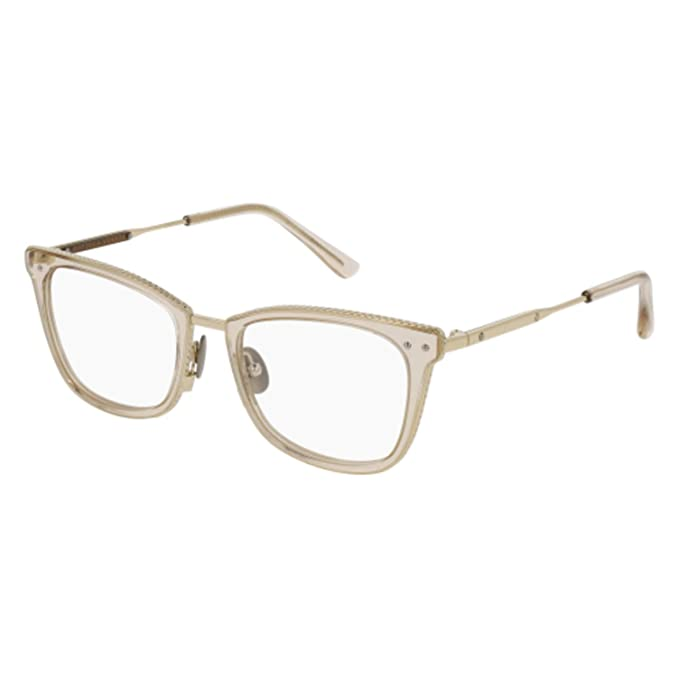 9e1fda5dcd Bottega Veneta DNA BV0065O GOLD women Eyewear Frames  Amazon.ca  Clothing    Accessories