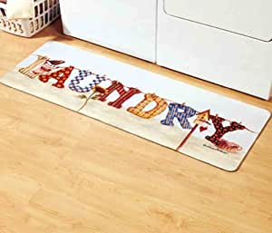 kitchen floor runner mats quot clothesline quot cushioned laundry room floor mat 4814