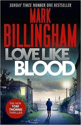 Image result for mark billingham love like blood