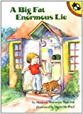 A Big Fat Enormous Lie, Marjorie Weinman Sharmat, 0140547371