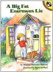 A Big Fat Enormous Lie (Picture Puffins)