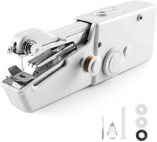 Pequeña Máquina De Coser Portátil Hogar Mini Manual Máquina De ...