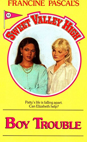 Amazon Boy Trouble Sweet Valley High Book 61 Ebook Francine