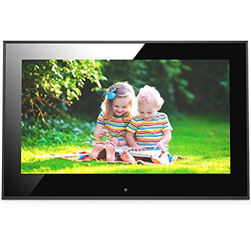 Video Review Ever Frames 9 Inch Hi Res Digital Photo Frame With 8