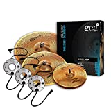 Zildjian Gen16 Buffed Bronze 13/16/18 Cymbal Set