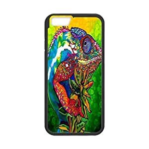 Custom Chameleon,Lizard Unique Iphone 6 Protective Rubber PC cover