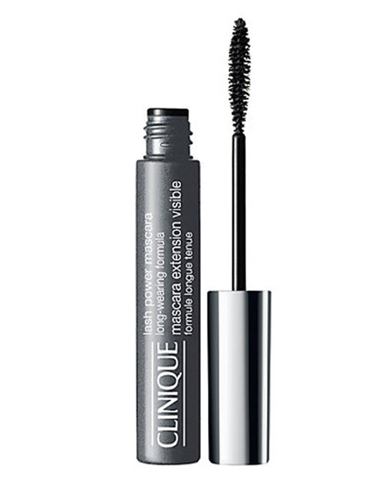 Clinique Lash Power Mascara Long-Wearing Formula Black Onyx for Women, 0.21 Ounce