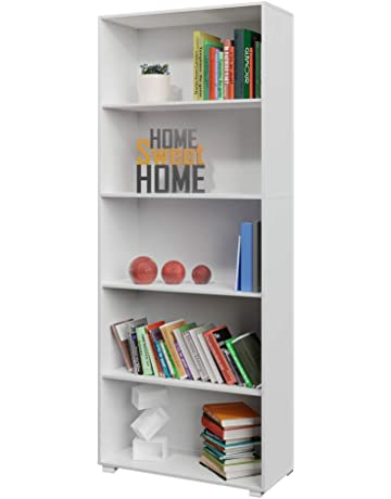 Amazon Co Uk Bookcases Cabinets Racks Shelves Home Kitchen