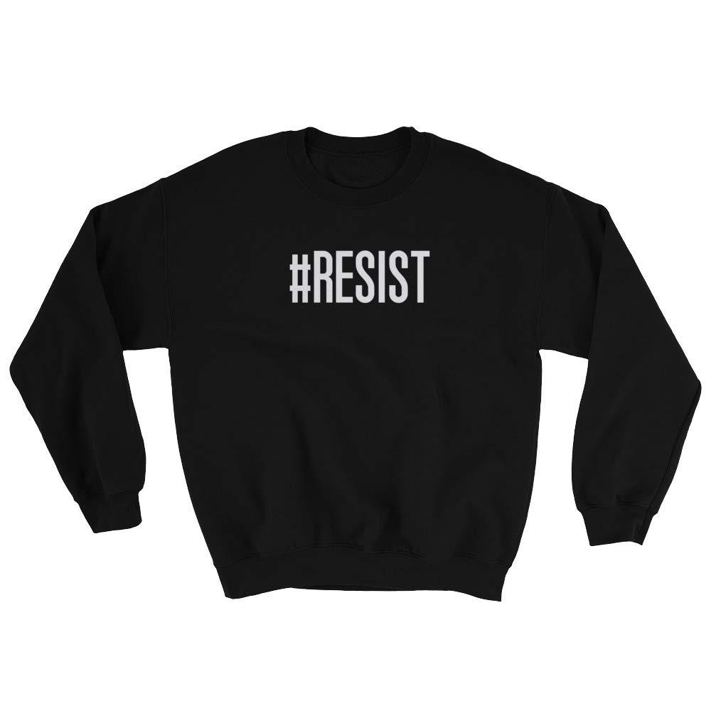 STFND #Resist Sweatshirt Black