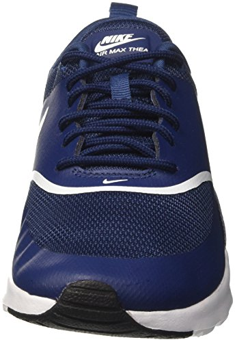 Thea White 419 black Navy Baskets Max Bleu Air NIKE Femme pn0EzW