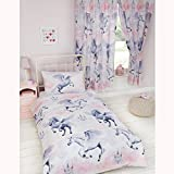 Rapport Stardust Unicorn Junior/Toddler Duvet Cover and Pillowcase Set