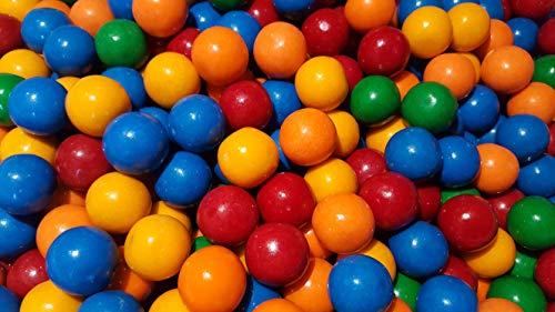 Cry Baby Guts Sour Filled Dubble Bubble Gumballs Bulk- 1 Pound Pack