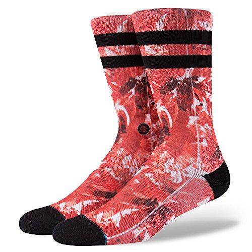 Yadda Socken red Größe: M Farbe: red