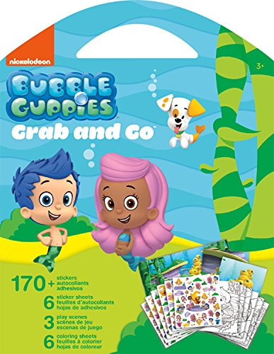 Trends International Bubble Guppies Grab & Go Stickers for $<!--$6.72-->
