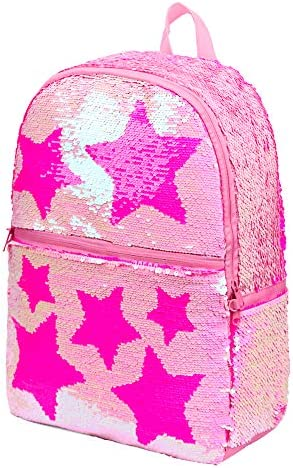 Backpack Elementary Bookbag Glitter Sparkly product image