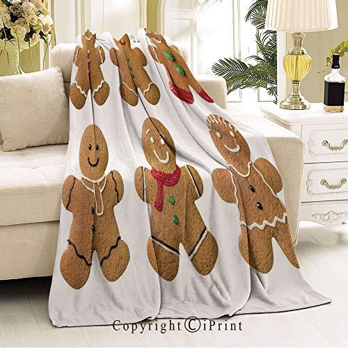 RWNFA Boy and Girl Blanket,Living Room/Bedroom Warm Blanket,36
