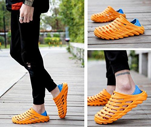 39 Orange Pour Sandales Femaroly Orange Marche De Eu Homme 0qBx0wOT