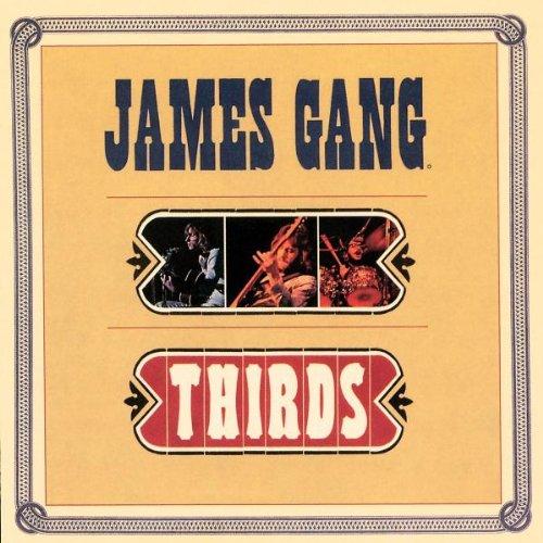CD : James Gang - Thirds