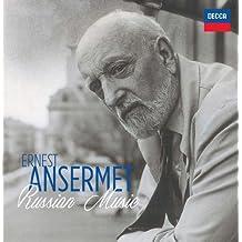 Ernest Ansermet: Russian Music