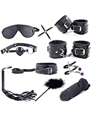 Hfior - 10 Stuks BondageSet Accessoires, Romantiek Speeltjes Voor Koppels Valentijnsdag